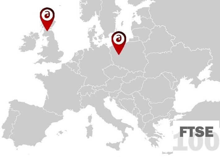 Antdata international locations